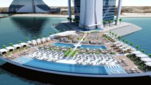 BURJ AL ARAB BEACH CLUB 2020