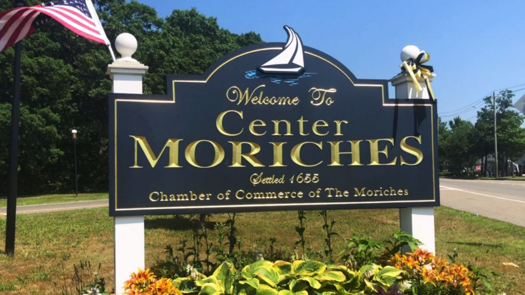 MORICHES HISTORY